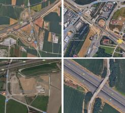 Smaltimento di rifiuti nuova autostrada BREBEMI.